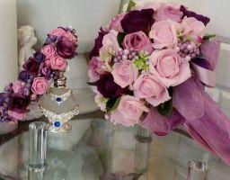 Brautsträuße – künstlich