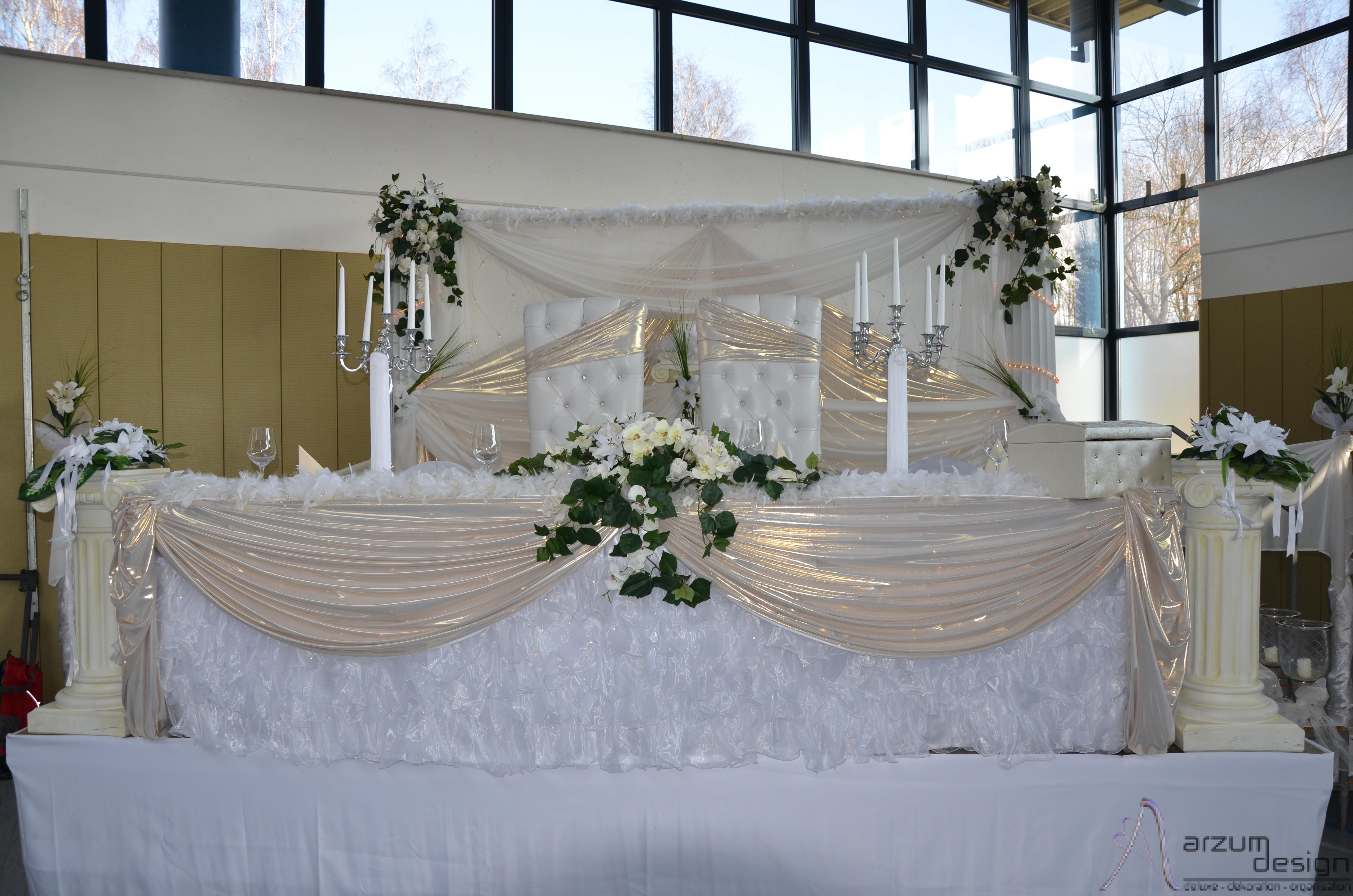 Dekoration Hochzeit Raum – Execid